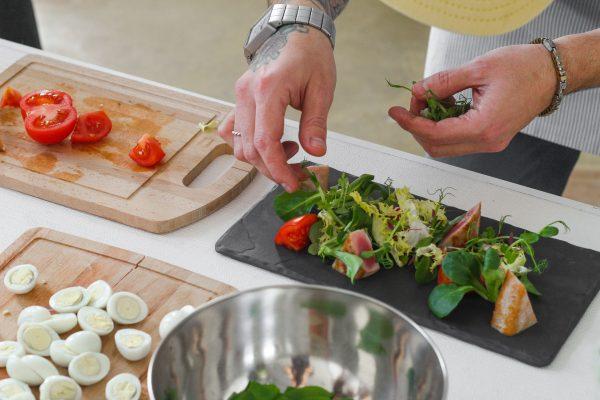 МК – Обед из трех блюд