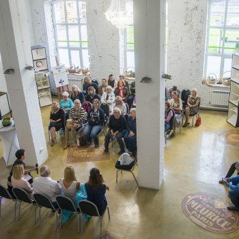 Зал для тренингов в Москве
