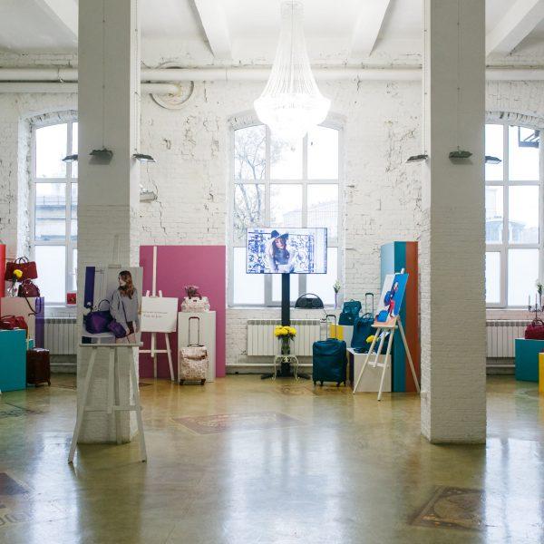 Презентация новой коллекции французского бренда Lipault