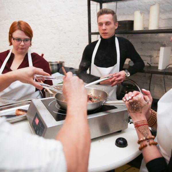 МК – Современная русская кухня