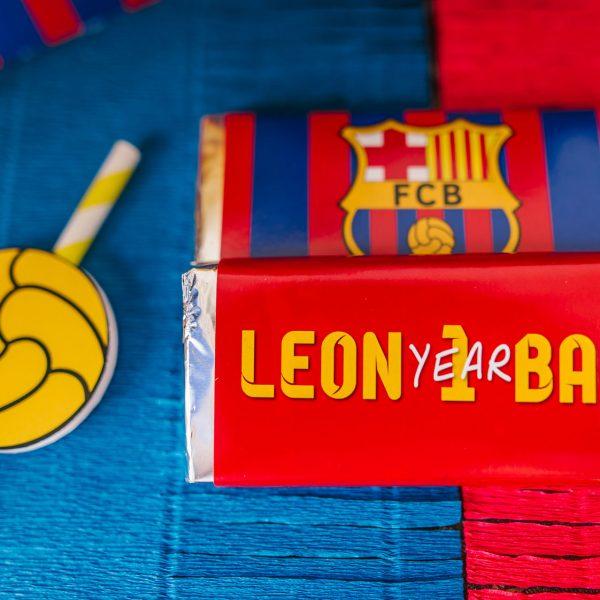 День рождения Леона и Бари
