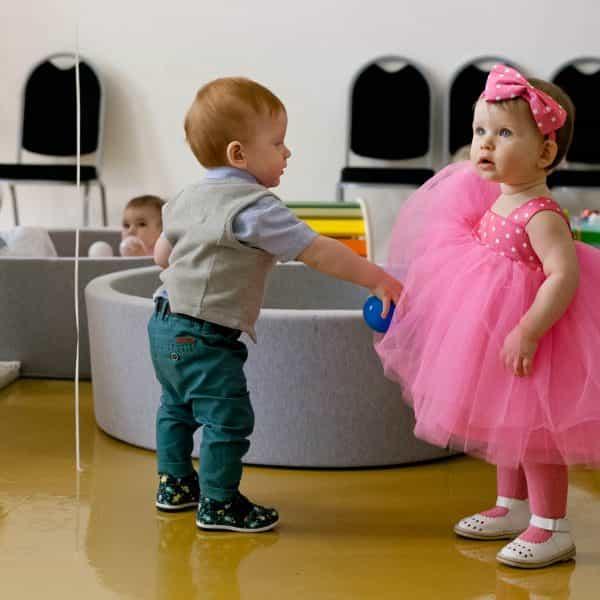 Годовасия Mini Bambini