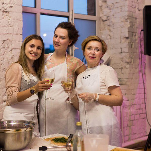 Частный кулинарный мастер-класс