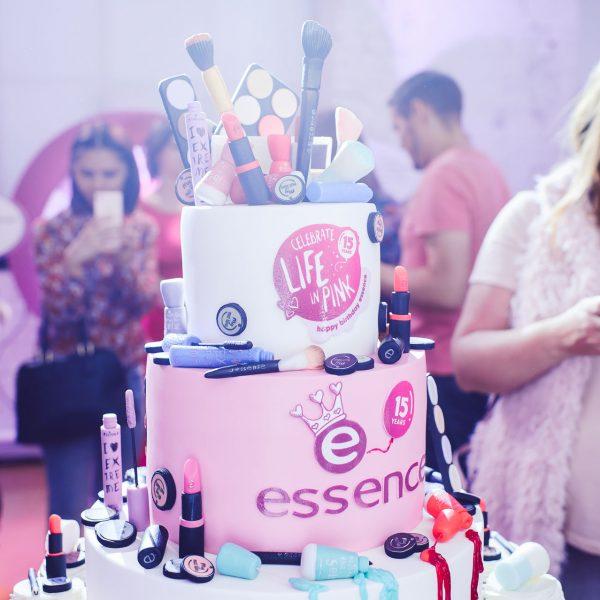 Essence 15th birthday party