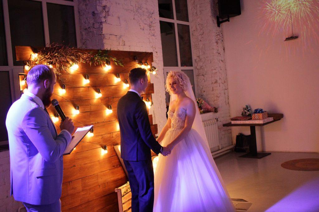 Свадьба в лофте - наш лучший выбор!