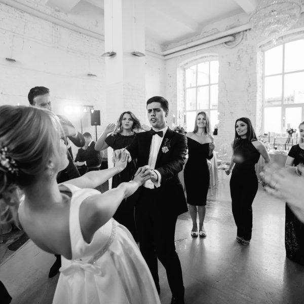 Свадьба Александра и Ольги