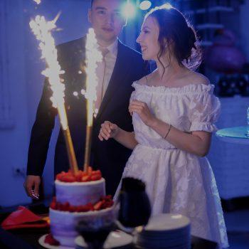 Свадебный фуршет в лофте: особенности и преимущества